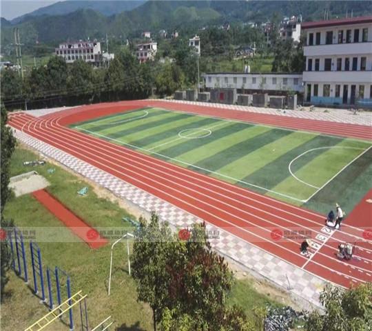 广州塑胶跑道施工
